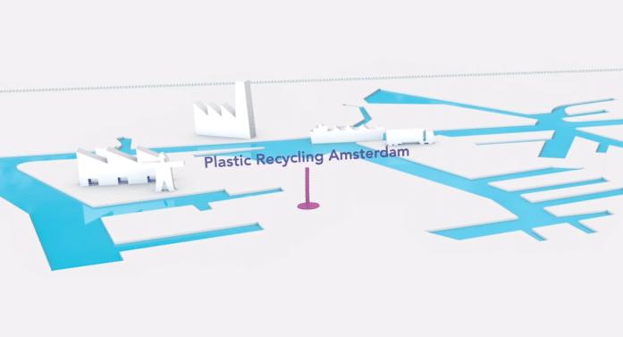 Nieuwsbericht: Plastic in de haven, kom maar op!